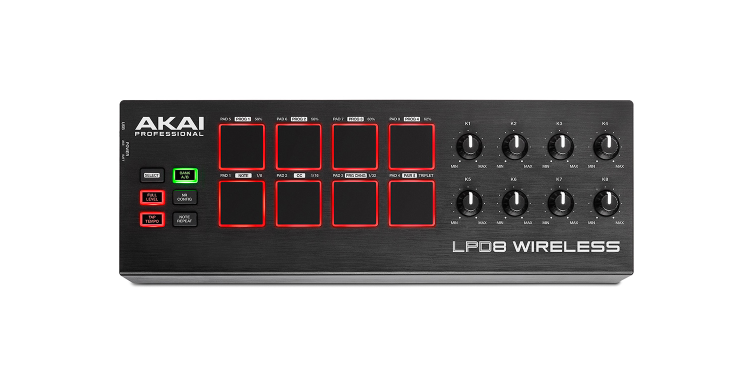 LPD8 WIRELESS