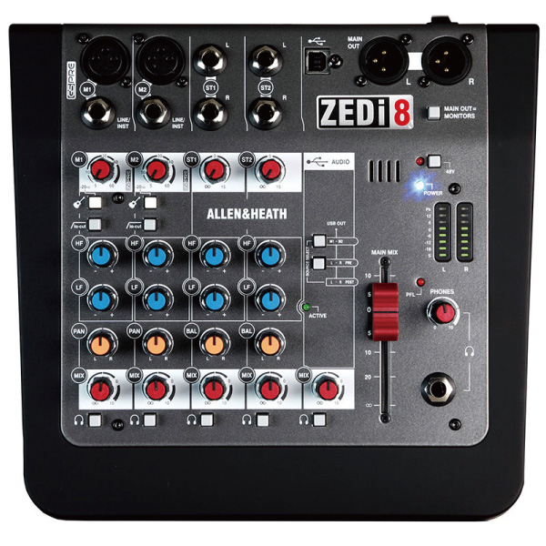 Allen & Heath ZEDI-8 ZEDI8