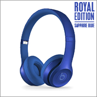 BEATS SOLO2 ROYAL blue