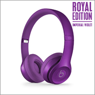 BEATS SOLO2 ROYAL violet
