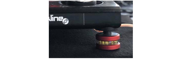 DMSD DECOUPLING FEET FOR TURNTABLES