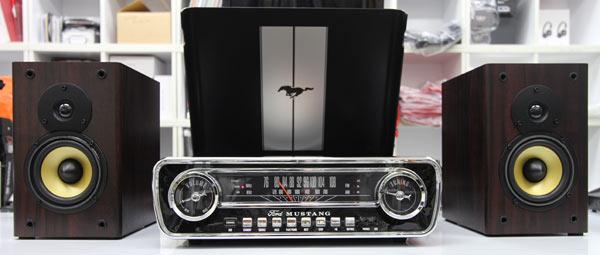 Mustang LP BK