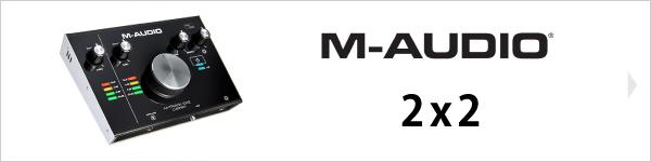 M-AUDIO 2x2