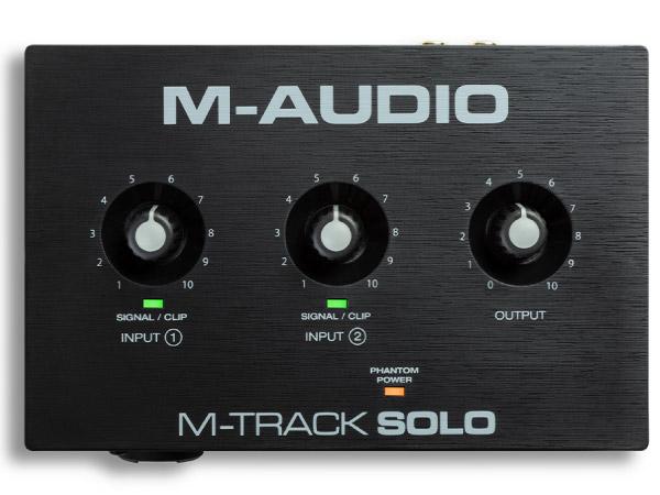 M-Track Solo