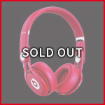 beats mixr BT ON MIXR RED