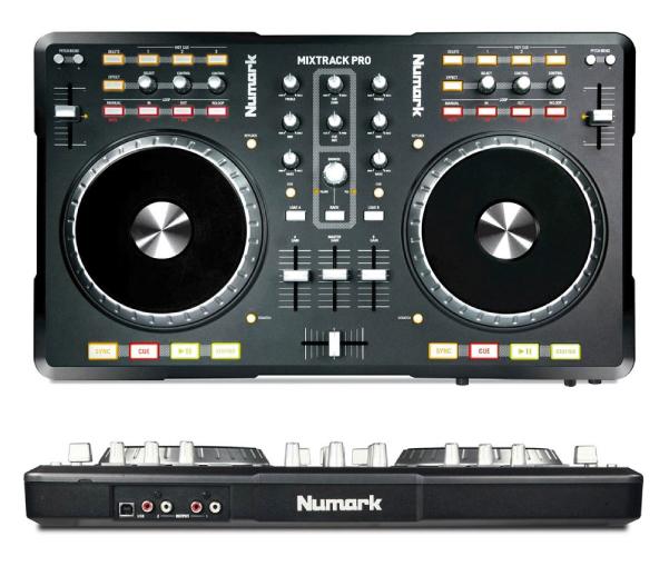 Numark/PCDJコントローラー/MixTrack Pro -DJ機材アナログレコード専門 ...