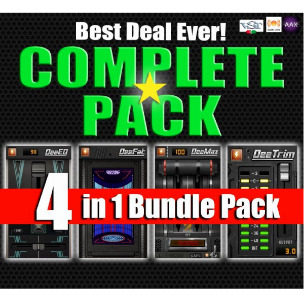DOTEC AUDIO COMPLETE PACK