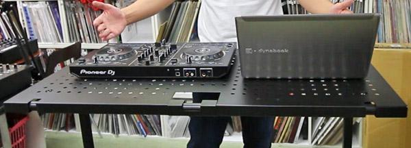 QUIKLOK DJ233 DJテーブル