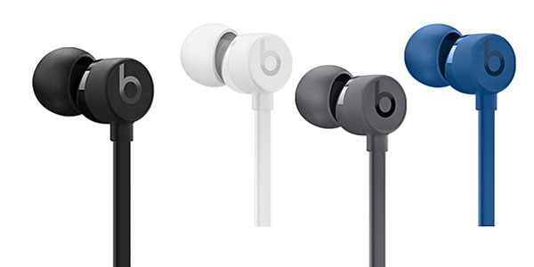 Beats by Dr.Dre urBeats3 3.5mmプラグ付き