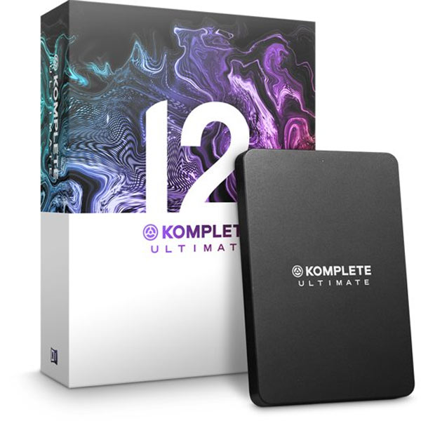 Native Instruments KOMPLETE 12 ULTIMATE ULTIMATE