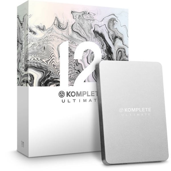 Native Instruments KOMPLETE 12 Collector's Edition ULTIMATE