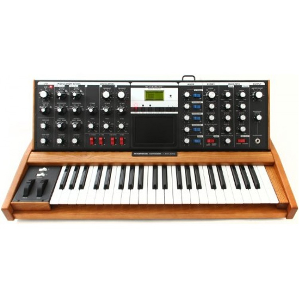 Minimoog Voyager Performer Edition GREY PITCH MOD WHEEL