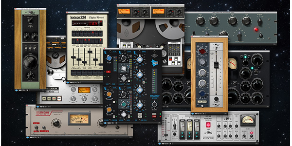 Universal Audio UAD-2 OCTO ULTIMATE 4