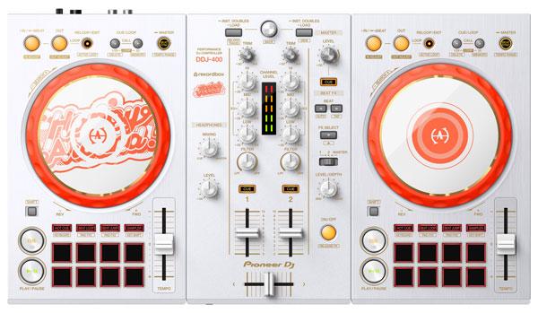 D4DJ First Mix DDJ-400-HA