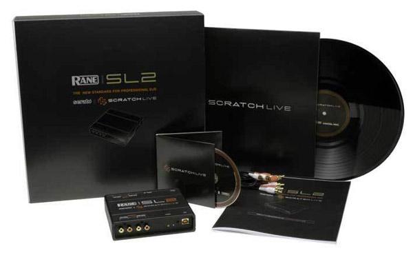 RANE SCRATCH LIVE2 SL2 スクラッチライブ2