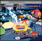 商品詳細 : sony sound series(CD)Techno Club Grooves 1: Funky xtreams I